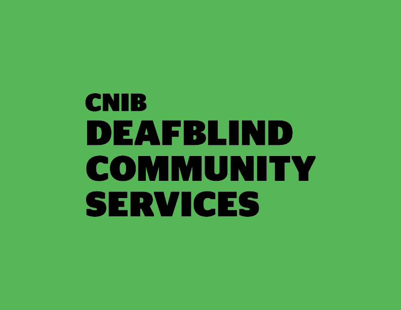 CNIB Deafblind Community Services
