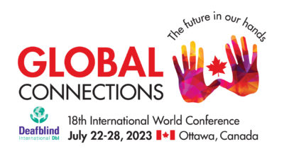 Deafblind International Conference 2023 Logo
